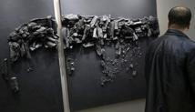 """Vernissage à Casablanca de l'exposition """"Plasticiens du Maroc, Poètes du Monde"""""""