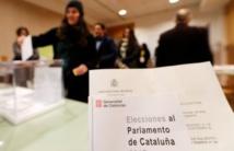 Elections régionales test pour les indépendantistes en Catalogne