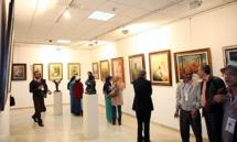 Fès : Le 5è Salon du Maroc des arts plastiques ouvre ses portes
