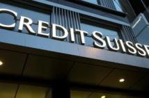 La réforme fiscale US devrait coûter 2,3 milliards de dollars à Credit Suisse