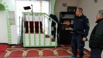 Attaque contre une mosquée en Suède
