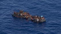 Italie : Sauvetage en Méditerranée de 255 migrants en provenance de Libye