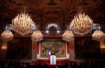 Macron annonce un forum pour conjurer les périls mondiaux