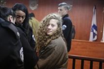 Le procès d'Ahed Tamimi et de sa mère reporté d'une semaine