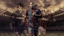 Foot / Brésil: La légende vivante Ronaldinho met un terme à sa carrière