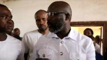 Liberia: Georges Weah officiellement investi président