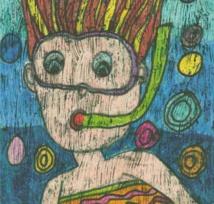 L'exposition internationale d'art plastique enfantin de Lidice: Des Marocains atteints de trisomie 21 remportent le prix d'honneur