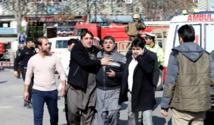 Attentat à l'ambulance piégée à Kaboul: 40 morts, 140 blessés