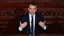 """Macron: """"Le Maghreb ne peut pas réussir s'il reste cloisonné"""""""