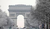 L'Île-de-France engourdie par le froid et la neige
