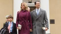 La belle-fille de Trump hospitalisée après avoir ouvert une lettre suspecte