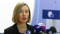 Mogherini: des investissements européens de 400 millions d'euros pour la stabilité de l'Irak