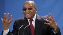 Afrique du Sud : Le président Jacob Zuma démissionne