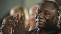 Le nouveau président sud-africain Cyril Ramaphosa a prêté serment