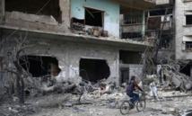 La Ghouta toujours bombardée avant un vote à l'Onu