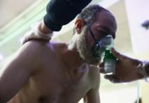 Symptômes évoquant une utilisation de chlore dans la Ghouta orientale