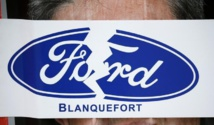 La production de l'usine Ford de Blanquefort menacée