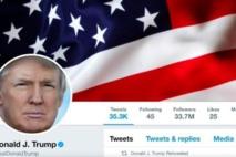 Une juge doit établir si Trump a violé le Premier amendement sur Twitter