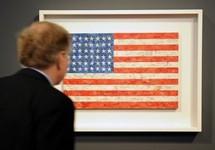 USA: une oeuvre de Jasper Johns vendue plus de 28 millions de dollars