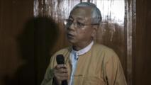 Myanmar: démission du président Htin Kyaw