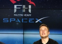 Elon Musk efface les pages Facebook de SpaceX et Tesla