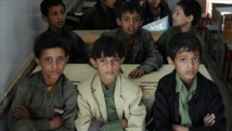 Yémen: 500 mille enfants ont abandonné les écoles depuis 2015 (UNICEF)