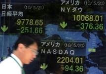 Les Bourses replongent, secouées par la crise coréenne et la zone euro
