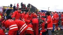 Autriche: 54 blessés dans la collision entre deux trains