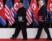 """Trump et Kim disent s'engager dans une """"nouvelle ère"""""""