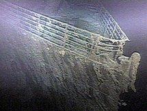 Une nouvelle expédition visitera le Titanic, par robot interposé
