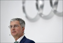 Affaire des moteurs diesel truqués: le PDG d'Audi arrêté