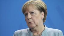 Allemagne: 43% des citoyens favorables à la démission de Merkel