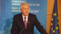Conseil de l'Europe: Nous avons besoin du soutien d'Erdogan pour surmonter les difficultés