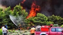 Incendies en Grèce: 3 jours de deuil national décrétés