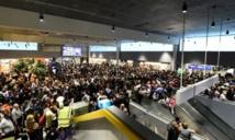 Une faille de sécurité à Francfort, l'aéroport évacué quelques heures