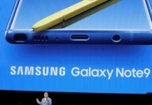 Samsung espère doper ses ventes avec le Galaxy Note 9