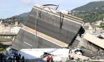 Quatre Français tués dans la catastrophe de Gênes