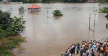 Inondations en Inde : Le bilan s'alourdit à 445 morts