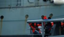 La France a accepté 250 réfugiés des navires humanitaires cet été