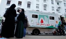 Déraillement du train à Bouknadel: l'inédit élan de solidarité des donneurs de sang