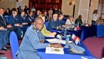 Clôture à Marrakech du 8ème Symposium des Chefs d'Etats-Majors des Armées de l'Air africains