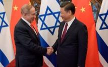 Israël et la Chine renforcent leurs liens