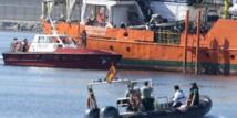 Maroc: des centaines de migrants secourus par la marine