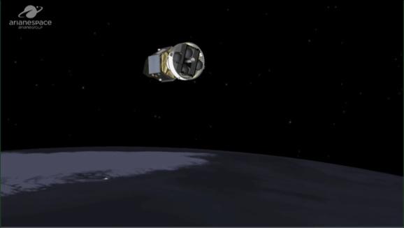 Vega décolle de Kourou avec un satellite d'observation pour le Maroc