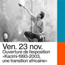 """L'exposition """"Kacimi : 1993-2003, une transition africaine"""" au Mucem de Marseille, """"une marque de reconnaissance pour tous les artistes marocains"""" (promoteur d'art marocain)"""
