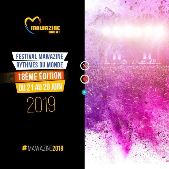 La 18e édition du Festival Mawazine-Rythmes du Monde, du 21 au 29 juin 2019