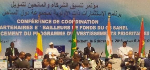 G5 Sahel : Des promesses de dons de 2 milliards d'euros