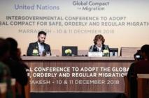 Le pacte mondial sur les migrations de l'ONU formellement approuvé à Marrakech