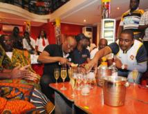 """L'Afrique, un marché de niche mais """"à forte croissance"""" à terme pour le champagne"""