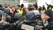 """France/Gilets Jaunes: le mouvement est le """"fait d'agitateurs"""" (Porte-parole du gouvernement)"""